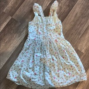 GAP Dresses - Girls Gap Floral Dress Size L